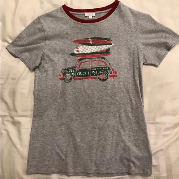 c17b5881 Gucci Shirts & Tops | Tee Shirt Boys Size 12 | Poshmark